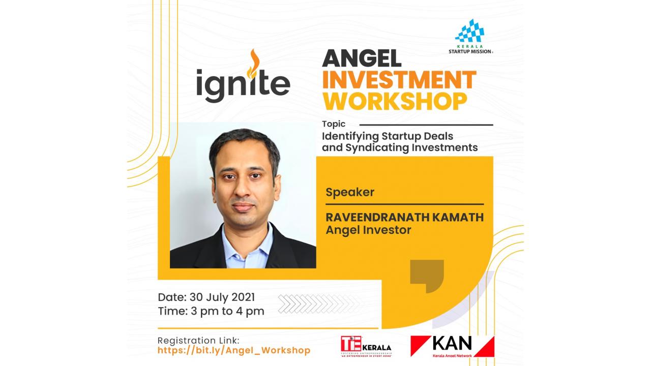 Angel Investment Masterclass
